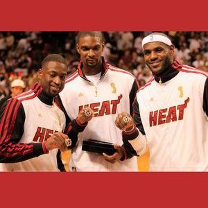 adidas Miami Heat 2012 Trophy-Ring-Banner Jacket